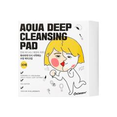 Пилинг Пэды ONSAEMEEIN Aqua Deep Cleansing Pad Set 30шт.