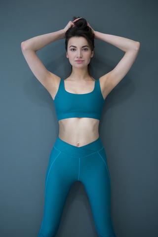 Топ жен. для йоги Cosmic
