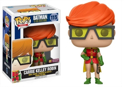 Фигурка Funko Pop! Heroes: Carrie Kelley Robin (The Dark Knight Returns) (Excl. to Previews)