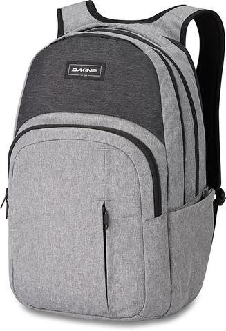 Картинка рюкзак городской Dakine campus premium 28l Greyscale - 1
