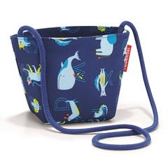 Сумка детская Minibag ABC friends blue Reisenthel