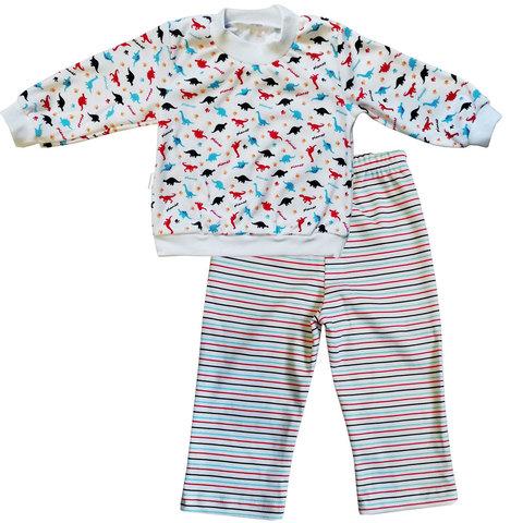 Пижама (кофточка и штанишки)