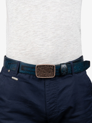 "Belt ""Sochi"" with automatic buckle"