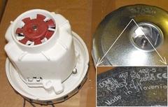 Мотор пылесоса 1350W, THOMAS UP-GF12