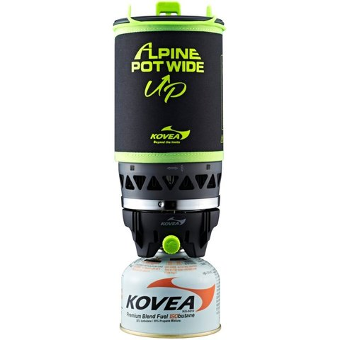 Система приготовления пищи Kovea Alpine Pot Wide New 1,5 л