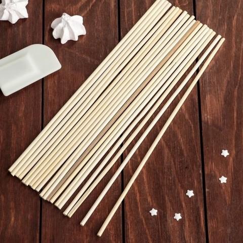 Набор палочек для укрепления ярусов 30 см, 20 шт