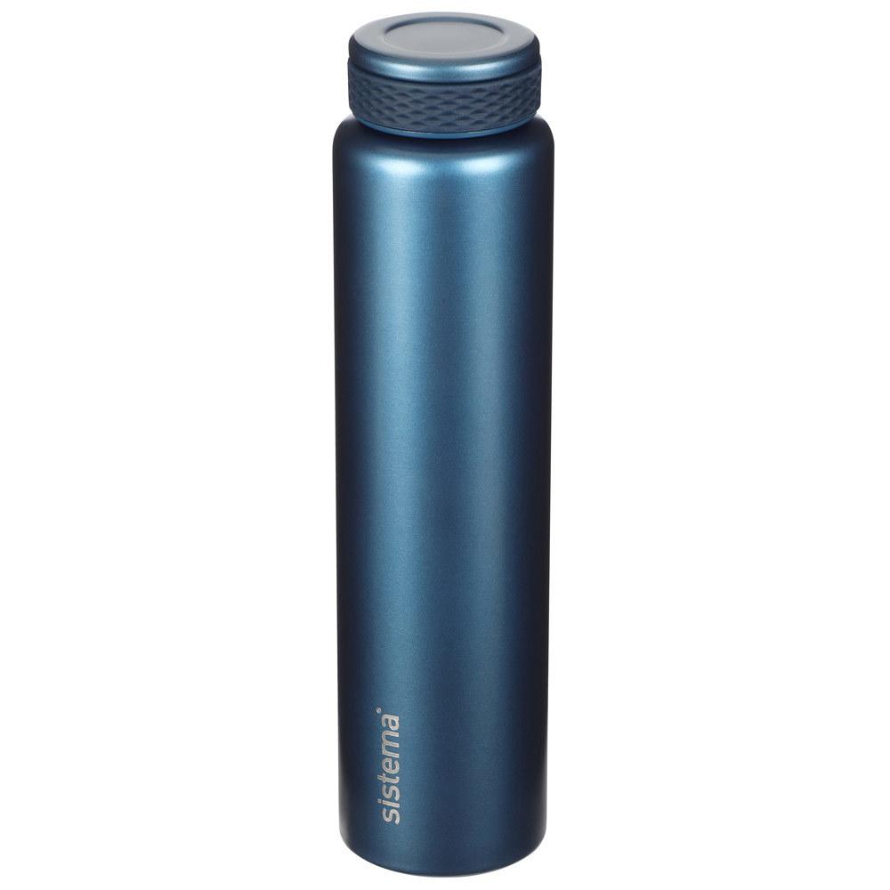"Термобутылка Sistema ""Hydrate"" 280 мл, цвет Синий"