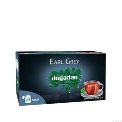 Çay \ Чай \ Black Tea Doğadan  Earl Grey (paket) 25 ədəd