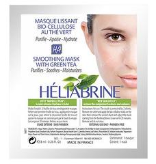 Гель-Маска с Зеленым Чаем (саше 1 шт.) (Heliabrine | Оригинальные экспресс маски | Masque Lissant Bio-Cellulose Thé Vert), 8 мл