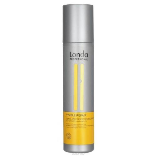 Несмываемый Бальзам-кондиционер Visible Repair для поврежденных волос Londaа