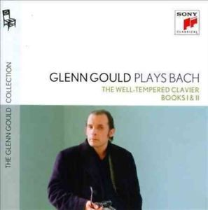 GOULD, GLENN:  The Well-Tempered Clavier Books I & Ii, Bwv 846-893