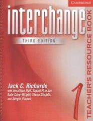 Interchange Third Edition Level 1 Teacher's Resource Book