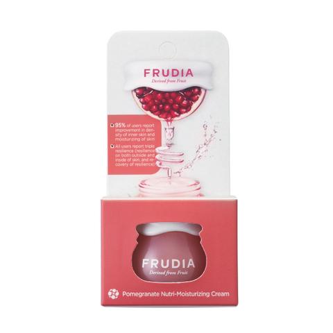Frudia Миниатюра Pomegranate Nutri-Moisturizing Cream/Фрудиа Питательный крем с гранатом, 10 гр