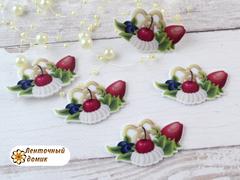 Планер Десерт с фруктами (глянец)