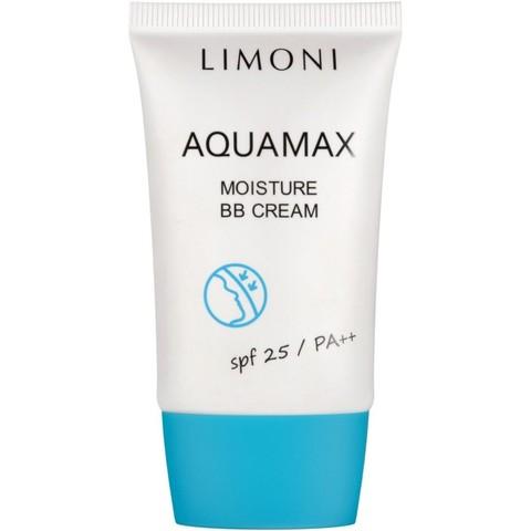 Увлажняющий BB крем для лица Limoni  Aquamax Moisture BB Cream тон №1, 40 мл