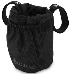Велосумка-кормушка на руль Acepac Bike Bottle Bag black