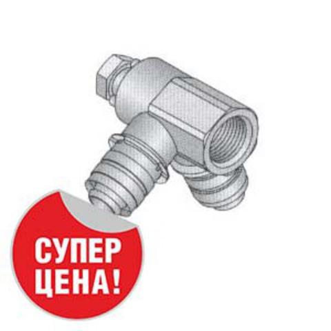 Пресс-распределитель крановый 90° 16х1/2