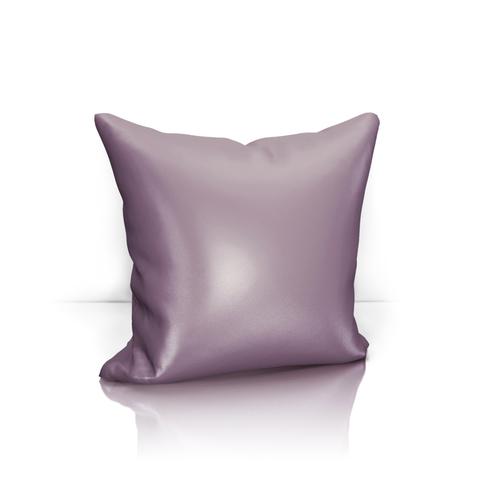 Подушка декоративная Авери нежно-фиолетовый