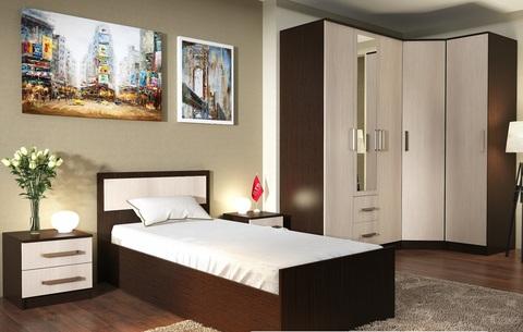 Спальня модульная Фиеста-5 венге