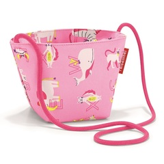 Сумка детская Minibag ABC friends pink Reisenthel