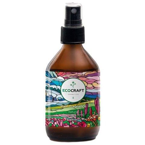 Натуральный дезодорант для тела Аромат дождя,  EcoCraft