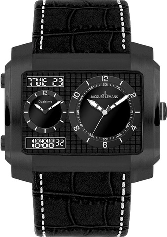Купить Наручные часы Jacques Lemans 1-1708C по доступной цене