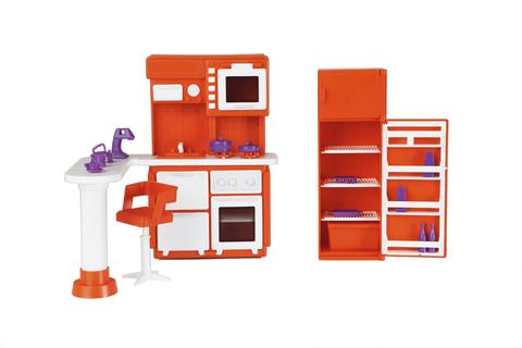 Мебель для кукол Кухня