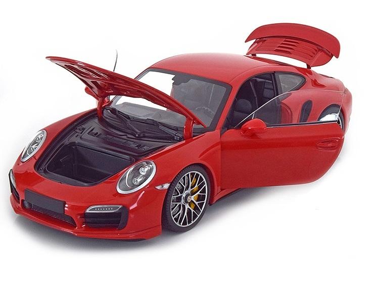 Коллекционная модель Porsche 911 (991) Turbo S 2013