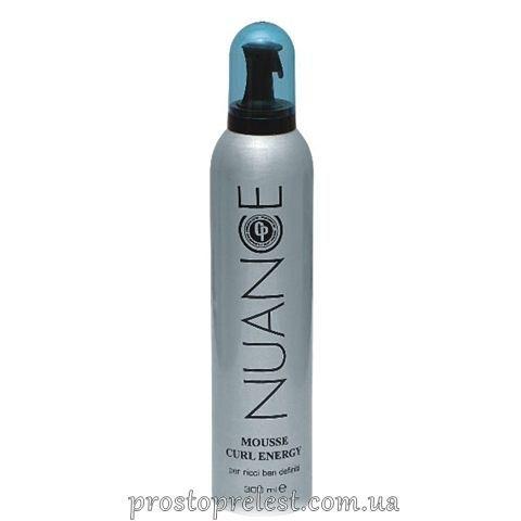 Punti di Vista Nuance CP Curl Energy Mousse - Мус для кучерявого волосся з ефектом мокрого волосся