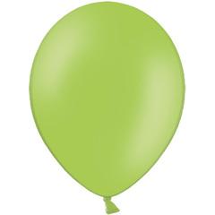 К 5''/13см, Светло-Зеленый (Лайм), пастель, / 100 шт. /