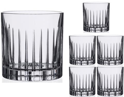Набор стаканов для виски RCR Timeless 310 мл, 6 шт