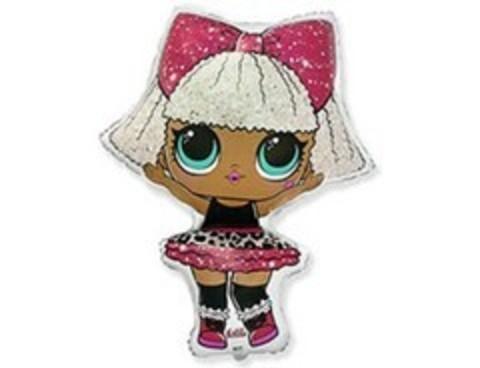 F Фигура Куклы ЛОЛ DIVA ,34