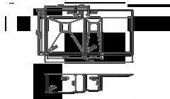 Схема Omoikiri Akisame 100-2-LG-R