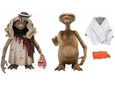 E.T. 30th Anniversary Figures Series 01