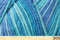305 (Голубой,бирюза,лазурь)