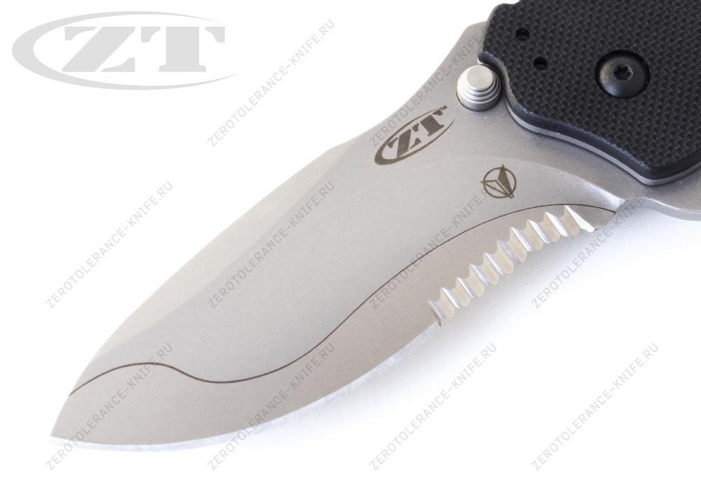 Нож Zero Tolerance 0350CBZDPST Onion - фотография