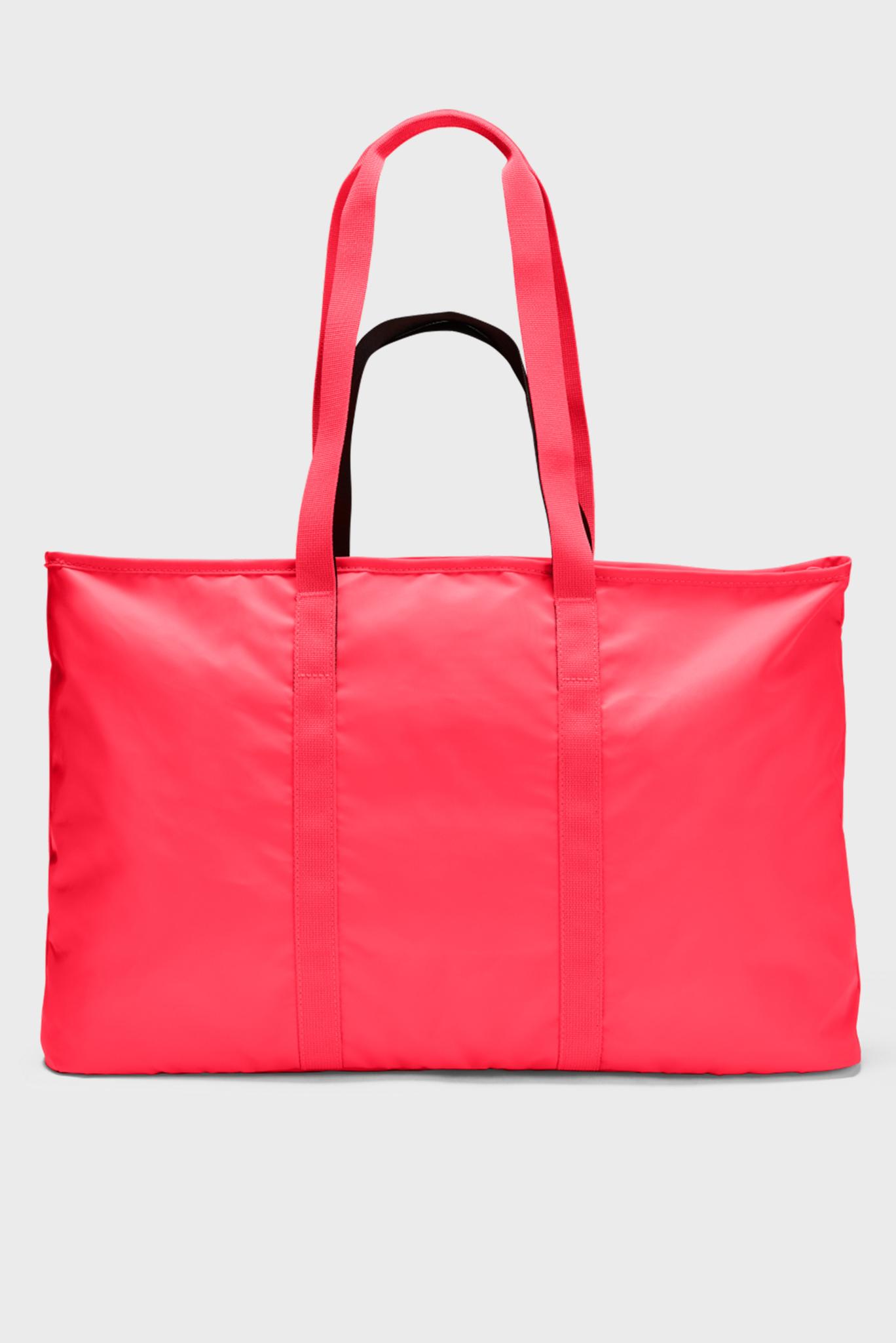 Женская красная спортивная сумка Women's Metallic Favorite Tote 2.0 Under Armour