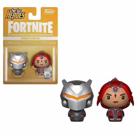 Фигурка Funko Pint Size Heroes: Fortnite S1: Omega & Valor
