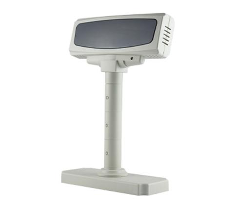 Дисплей покупателя Mercury PD-1200VFD, белый