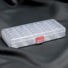 Набор баночек для хранения страз 25 шт в контейнере