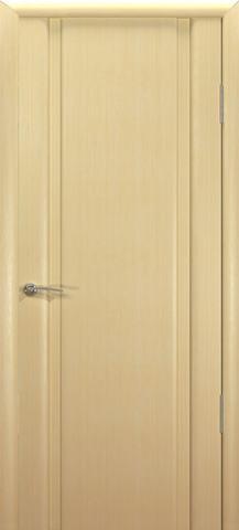 Дверь Шторм-2  (беленый дуб, глухая шпонированная), фабрика Океан