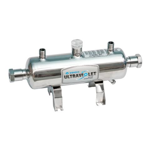 Стерилизатор Воды Ультрафиолетовый F-12 (комплект, 2,72 м3/ч, рес.лампы 9000ч) Wonder Light
