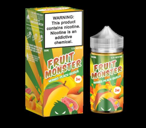 Жидкость Fruit Monster 100 мл  Mango Peach Guava