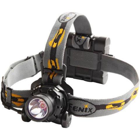 Фонарь светодиодный налобный Fenix HP11 Cree XP-G R5 (277 лм, аккумулятор)