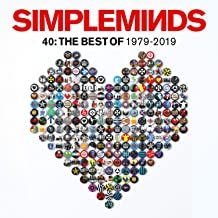 SIMPLE MINDS: The Best Of Simple Minds 1979 - 2019