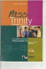 Pass Trinity Grades 3-4 SB +D (Engl)