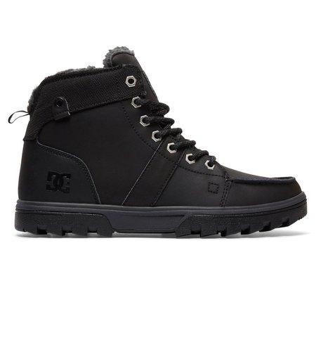 Ботинки DC WOODLAND M BOOT XKKS BLACK/BLACK/GREY