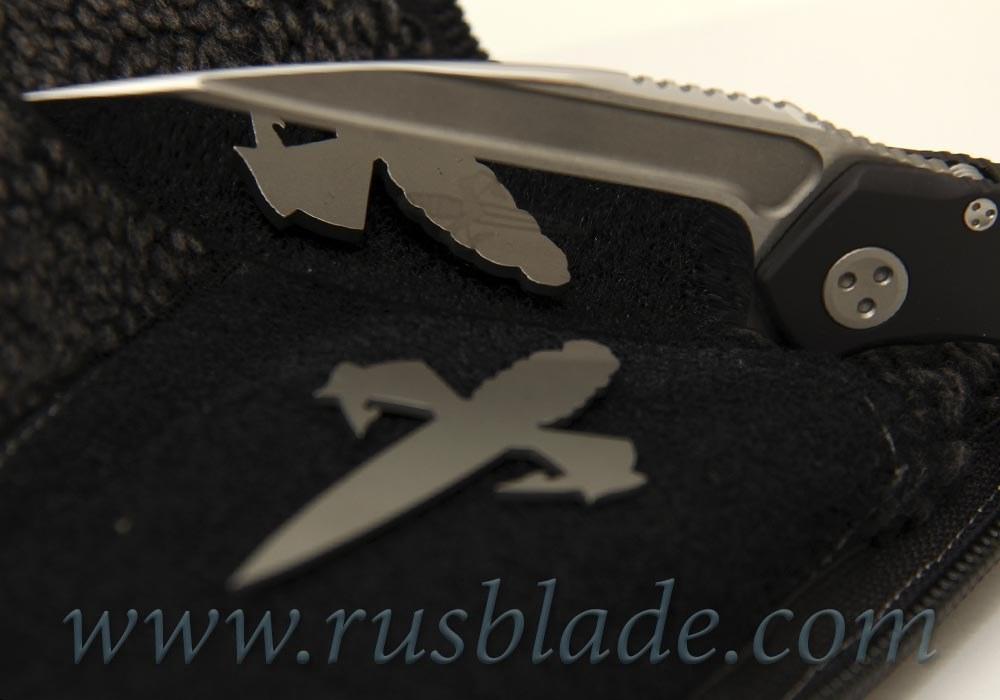"Marfione Custom Anax Black Aluminum (3.75"" Mirror) - фотография"