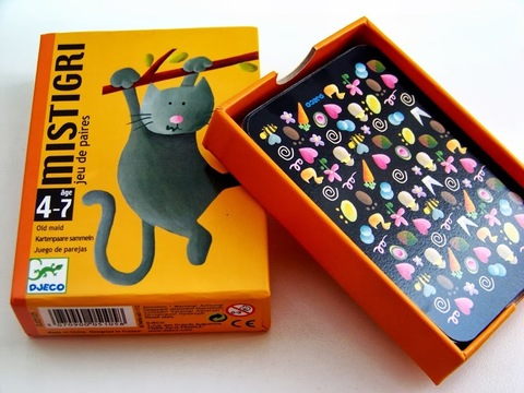 Карточная игра Мистигри