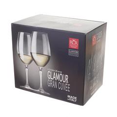 Набор фужеров для вина RCR Glamour 770 мл, 6 шт, фото 3